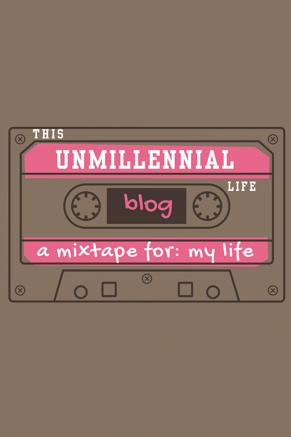This Unmillennial Life Blog Logo