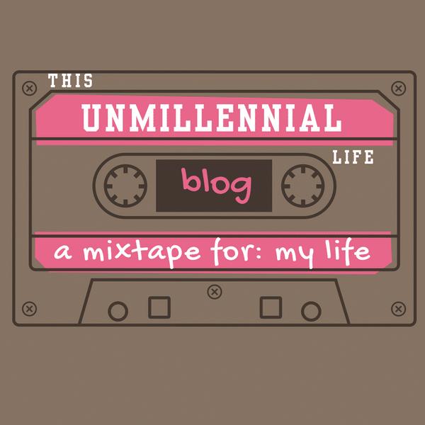 This Unmillennial Life Blog - a blog written by Regan Jones for women who've fallen into a generational gap.