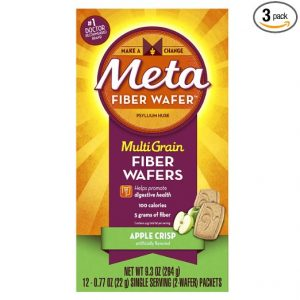 metamucil wafers