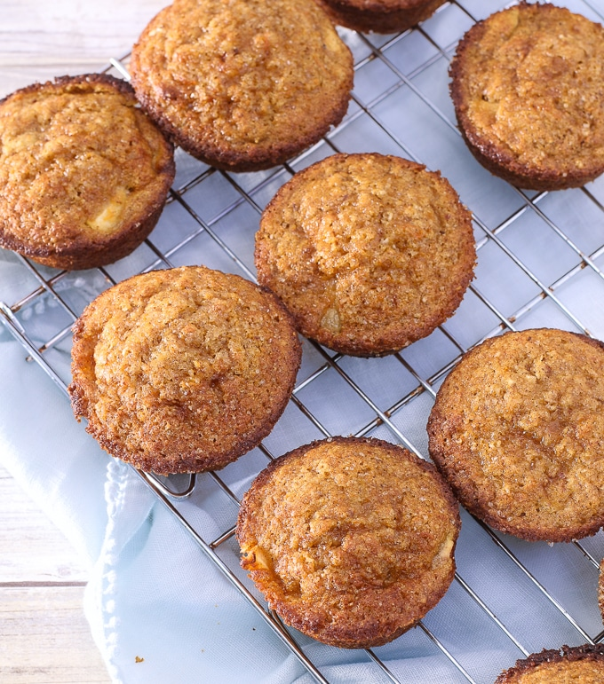 gluten free fall muffin recipe