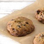 gluten free chocolate chip prune cookies