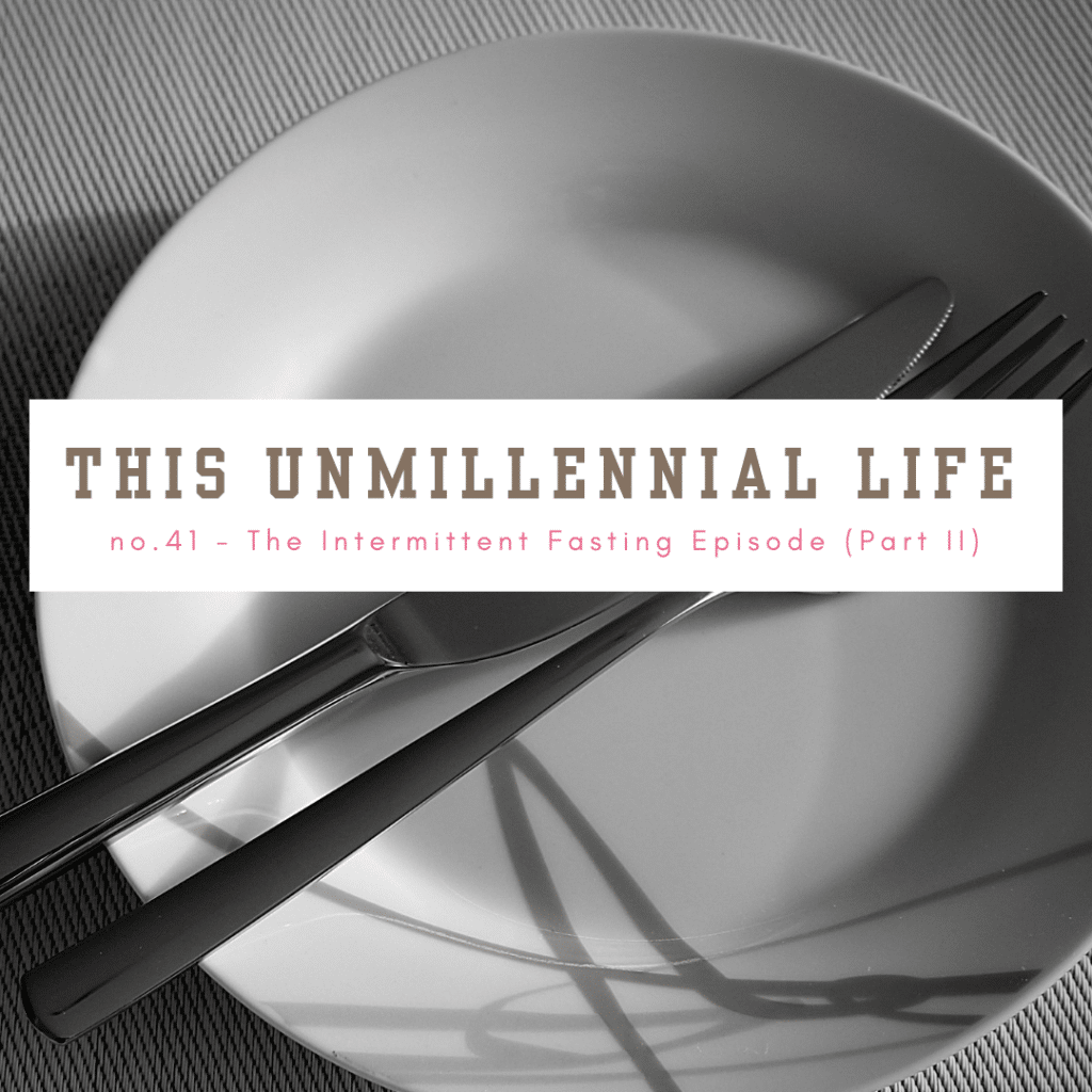 intermittent fasting podcast episode