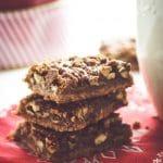 gluten-free pecan squares