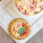 Lightened Pimento Cheese