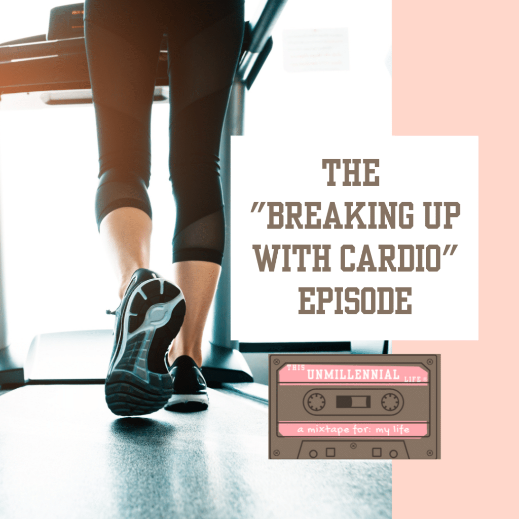 podcast about why women need to do less cardio