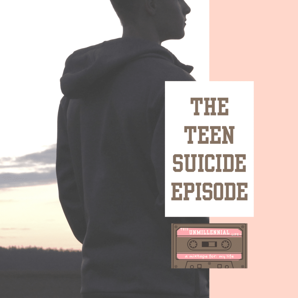 podcast about Teen Suicide