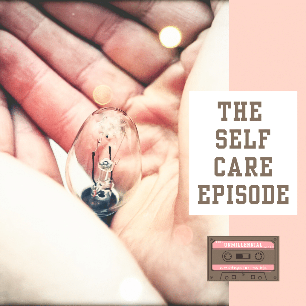 podcast about the importance of self-care in midlife