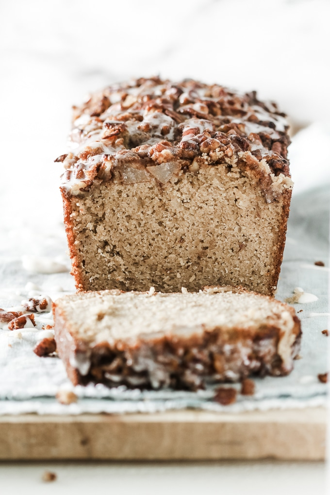 Gluten-Free Pear Bread