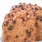 chocolate chip bread (gluten free)