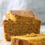 low FODMAP Pumpkin Bread recipe