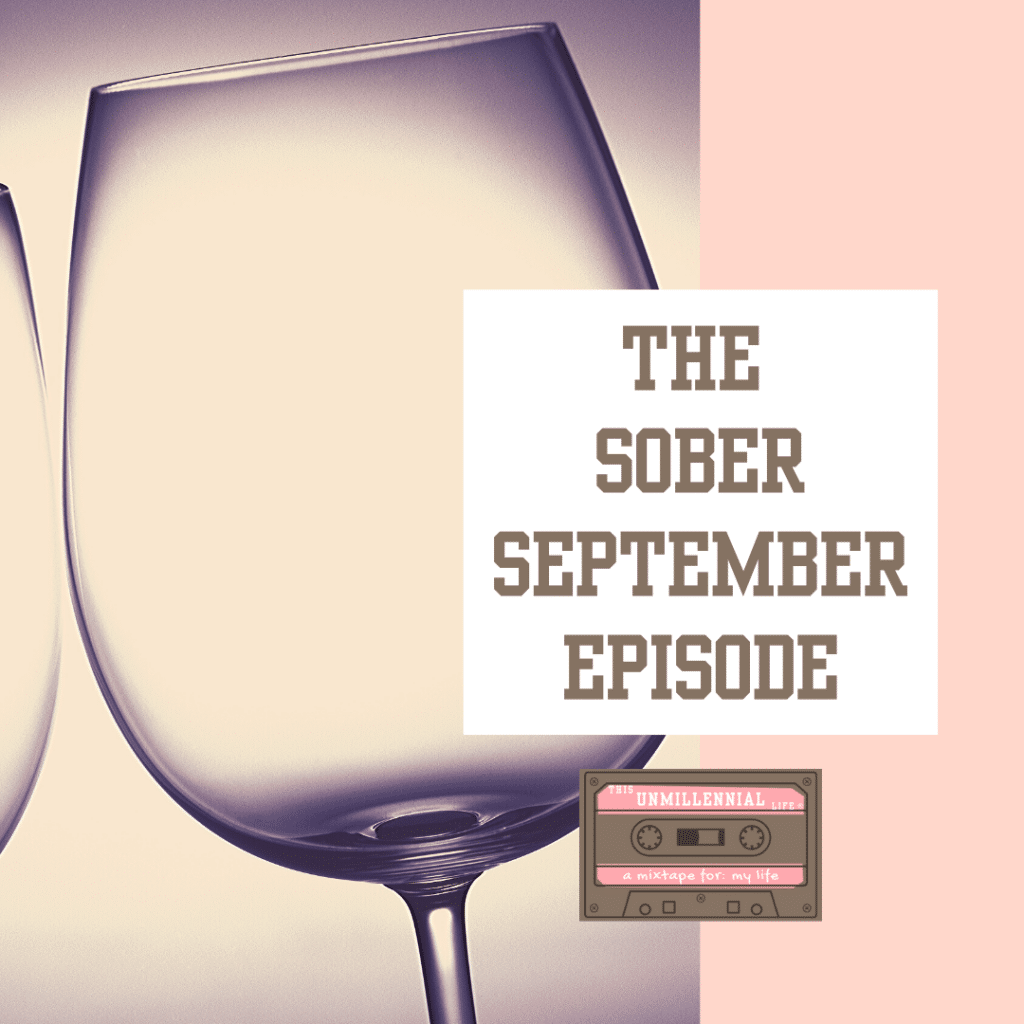 sober september and dry january podcast