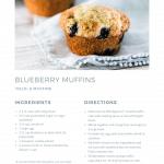 Healthy Everyday Baking by ReganJonesRDN - Cover Recipe