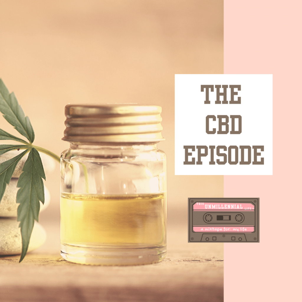 podcast about CBD