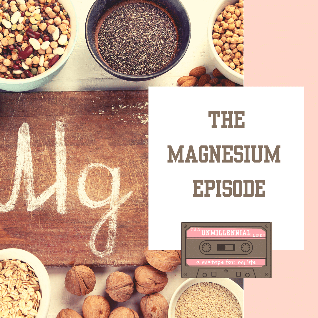podcast about magnesium
