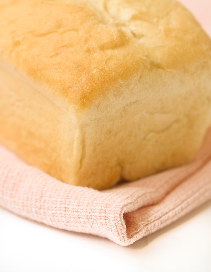 easy sourdough sandwich bread