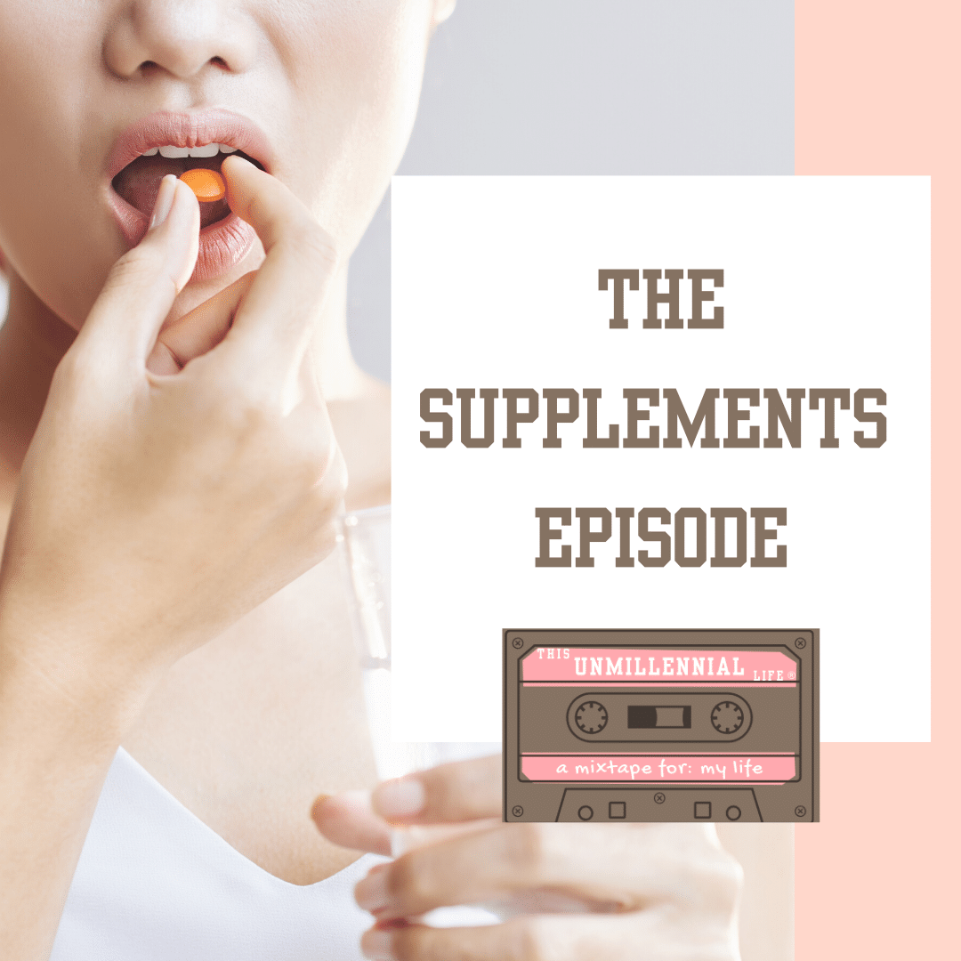 podcast about supplements in midlife