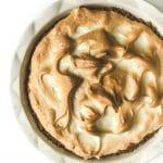 sweetened condensed milk key lime pie