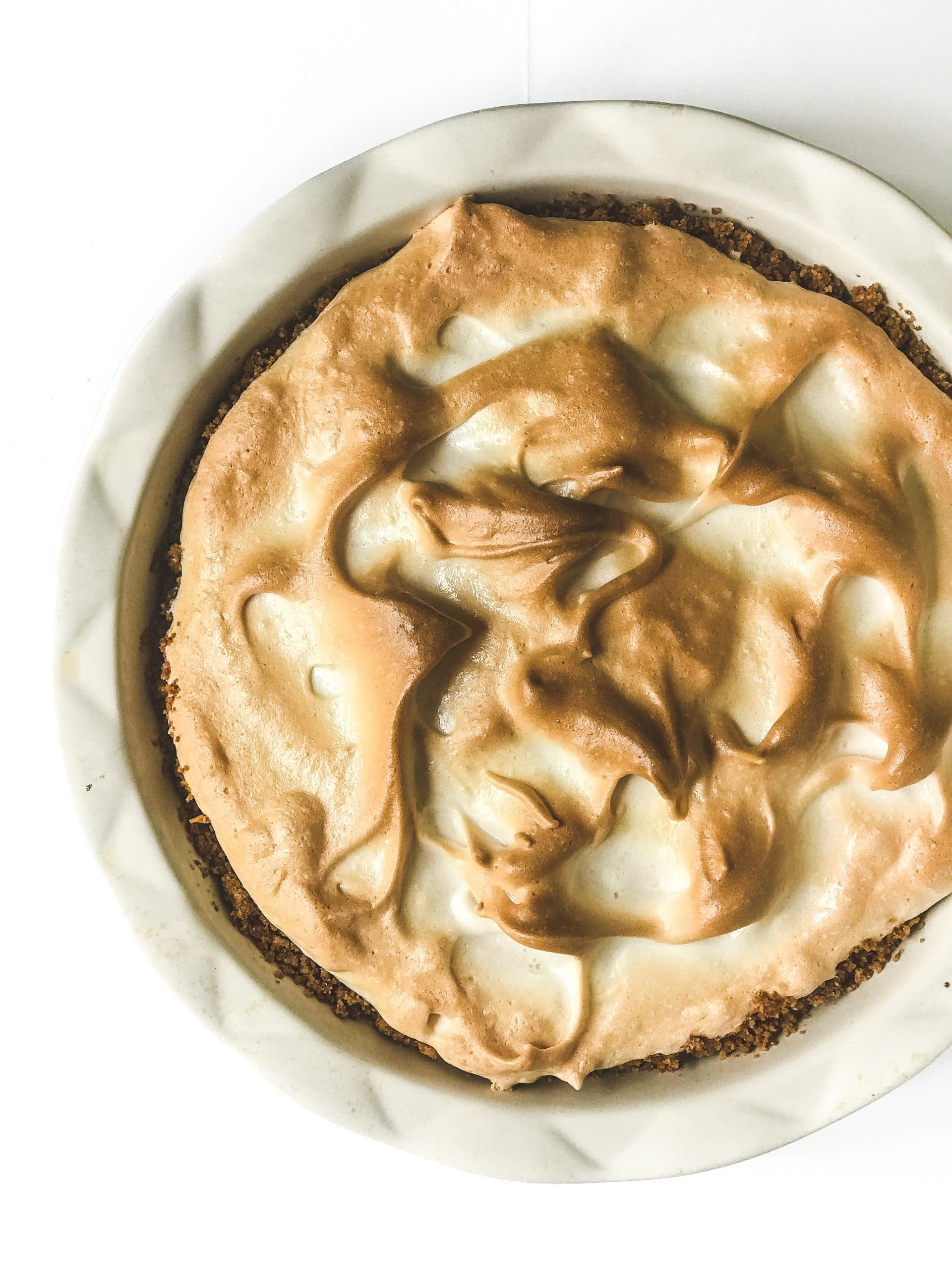 sweetened condensed milk key lime pie