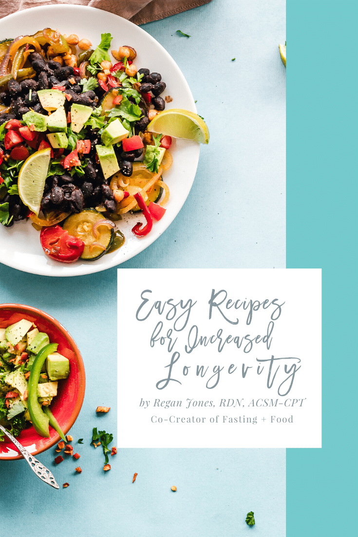 Beyond Fasting + Food_ Easy Recipes for Increased Longevity