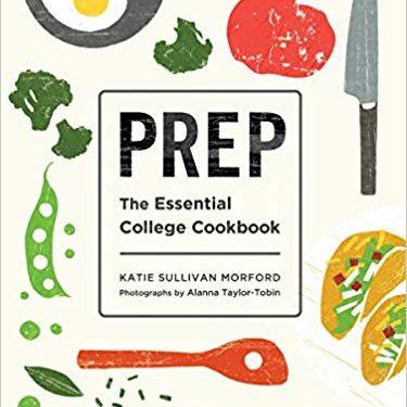 Prep College Cookbook