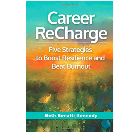 Career Recharge book by Beth Kennedy